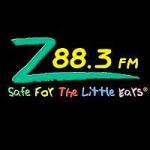 Logo da emissora Radio Z88.3 FM WPOZ