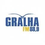 Logo da emissora Rádio Gralha Azul 88.9 FM