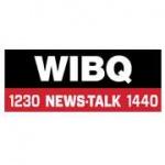 Logo da emissora Radio WIBQ 1230 NewsTalk AM