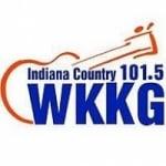 Logo da emissora Radio WKKG 101.5 FM