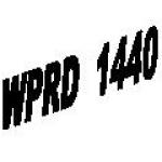 Logo da emissora Radio WPRD 1440 AM