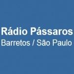 Logo da emissora Rádio Pássaros