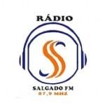 Logo da emissora Rádio Salgado 87.9 FM