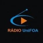 Logo da emissora Rádio UniFOA