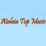 Logo da emissora Atalaia Top Music