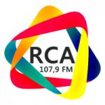 Logo da emissora Rádio RCA 107.9 FM