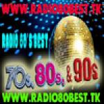 Logo da emissora Radio 80's Best