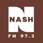 Logo da emissora Radio KHKI Nash 97.3 FM