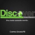 Logo da emissora Discover Web Rádio