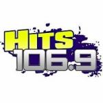 Logo da emissora Radio KBGL Hits 106.9 FM