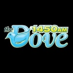 Logo da emissora Radio KQYX The Dove 1450 AM