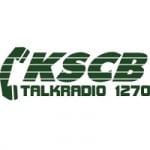 Logo da emissora Radio KSCB TalkRadio 1270 AM