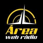 Logo da emissora Área Web Rádio