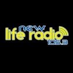 Logo da emissora Radio KMOQ New Life Radio 105.3 FM