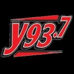 Logo da emissora Radio KYEZ Y 93.7 FM