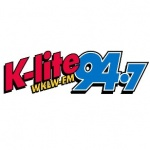 Logo da emissora Radio WKLW K-Lite 94.7 FM