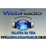 Logo da emissora Web Rádio Palavra da Vida Belém