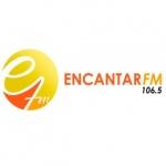 Logo da emissora Rádio Encantar 106.5 FM