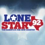 Logo da emissora KNFM 92.3 FM