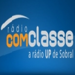 Logo da emissora Rádio Com Classe