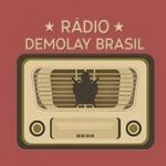 Logo da emissora Rádio DeMolay Brasil