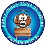 Logo da emissora Rádio Comunitária do Jurerê