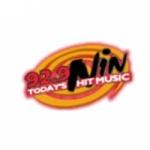 Logo da emissora KNIN 92.9 FM