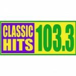 Logo da emissora Radio WRQQ Classic Hits 103.3 FM