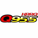 Logo da emissora Radio KRRQ Q 95.5 FM