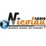 Logo da emissora Rádio Nicolau