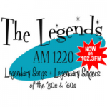 Logo da emissora Radio WWSF The Legends 1220 AM