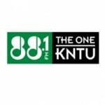 Logo da emissora KNTU 88.1 FM