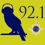 Logo da emissora Radio WUPI The Owl 92.1 FM