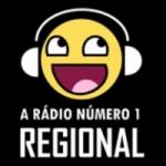 Logo da emissora Rádio Regional 100.2 FM