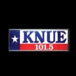 Logo da emissora KNUE 101.5 FM