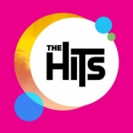 Logo da emissora Radio The Hits 97.4 FM