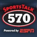 Logo da emissora Radio WSPZ SportsTalk 570 AM