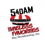 Logo da emissora Radio WGOP Timeless Favorites 540 AM