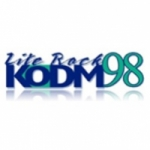 Logo da emissora KODM 97.9 FM