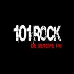Logo da emissora Rádio 101 Rock FM