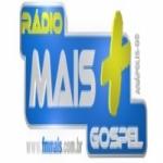 Logo da emissora Web Rádio Mais Gospel