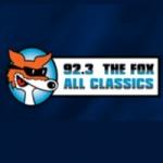 Logo da emissora KOFX 92.3 FM
