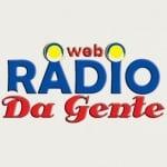 Logo da emissora Rádio da Gente.net