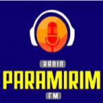 Logo da emissora Rádio Paramirim FM