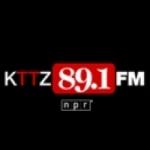 Logo da emissora KTTZ 89.1 FM