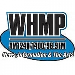Logo da emissora Radio WHMP 1400 AM
