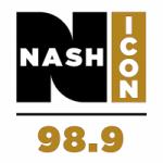 Logo da emissora Radio WORC Nash 98.9 FM
