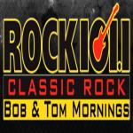 Logo da emissora KONE 101.1 FM