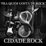 Logo da emissora Cidade Ponto Rock
