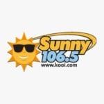 Logo da emissora KOOI 106.5 FM